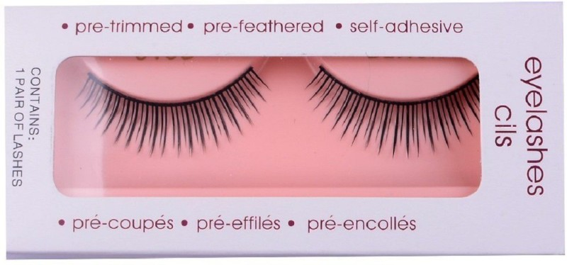 Confidence Fancy Eyelashes For Bridal Girls Eyelahes For Women And Girls(Pack of 2)