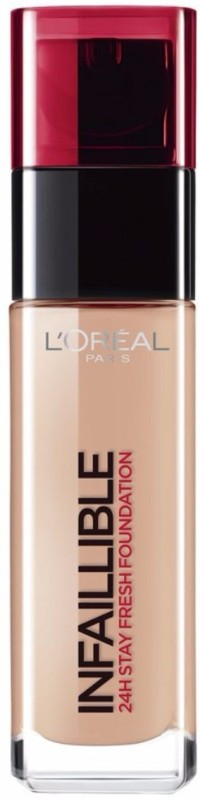 L'Oreal Paris Infallible Stay Fresh Foundation(220 Sable Sand, 30 ml)