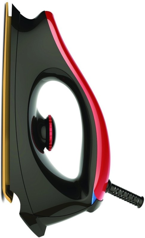CrackaDeal DX 7 Light Weight Steam Iron(Black, Red)