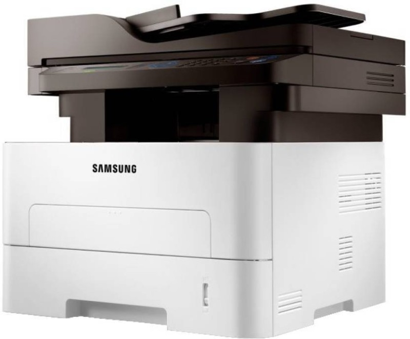 Samsung SL-M2876ND Multi-function Printer Multi-function Printer(White)
