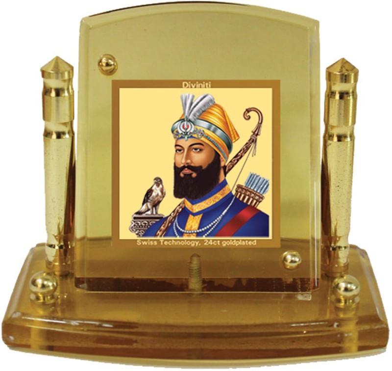 Diviniti Guru Govind Singh Religious Frame