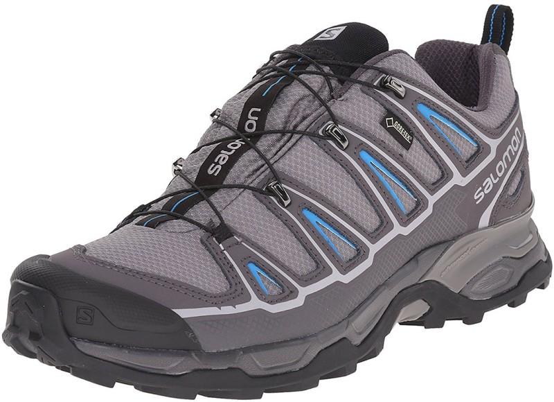 Salomon X Ultra 2 GTX-M Hiking & Trekking Shoes For Men(Grey)