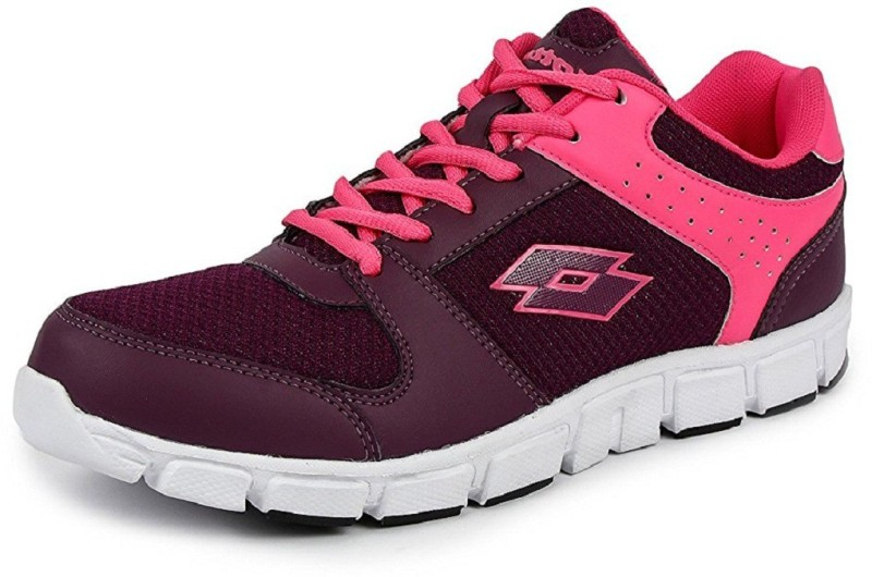 Lotto AR4727-555 Running Shoes For Women(Pink)