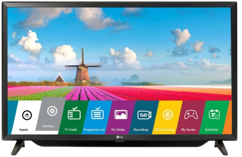 LG 32LJ548D 32 Inches HD Ready LED TV
