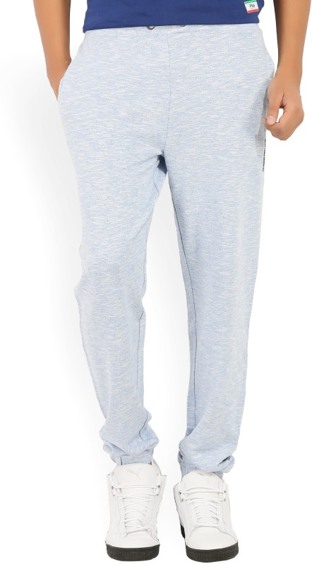 Pepe Jeans Solid Men Grey Track Pants
