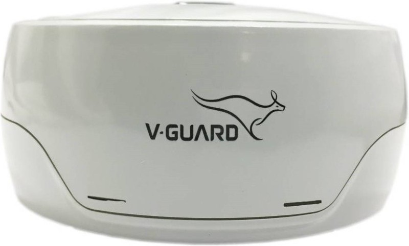 V-Guard VG 50 COMPACT & HIGH QUALITY Voltage stabilizer (OMSAIRAMTRADERS)(Grey)