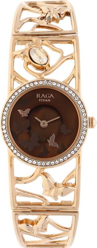 Titan 95045WM01J Raga Analog Watch - For Women