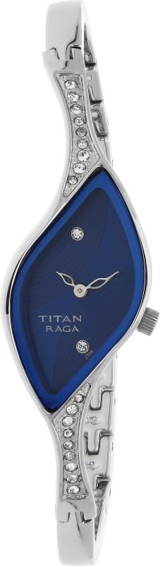 Titan NH9710SM01E Watch - For Women