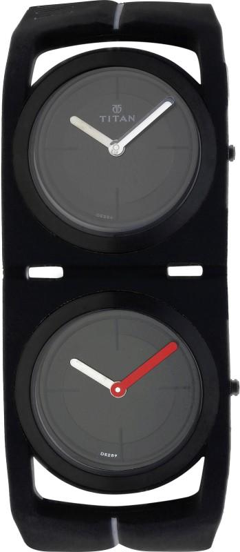 Titan 1653NP01 Analog Watch - For Men