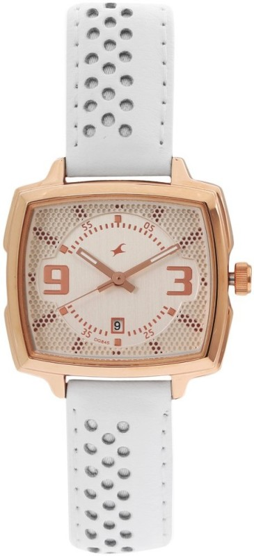 Fastrack 6167WL01 Loopholes Women's Watch image