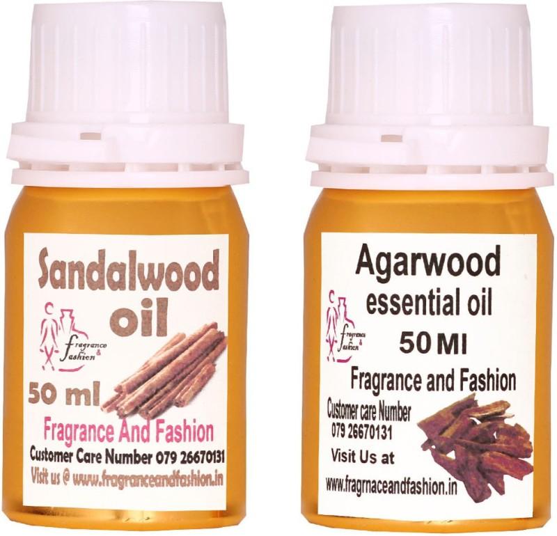 Fragrance And Fashion Sandalwood and Agarwood(100 ml)