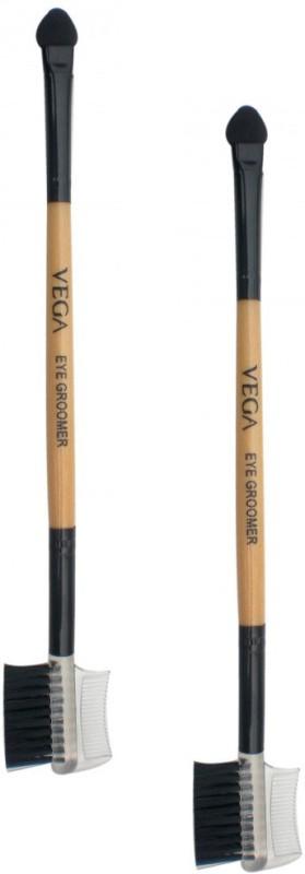 Vega 2 IN 1 Make Up Brush(Pack of 1)