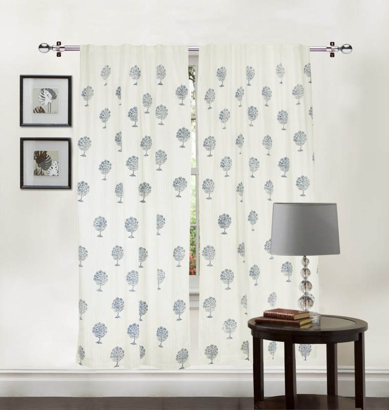 check MRP of cotton curtains for living room Linenwalas
