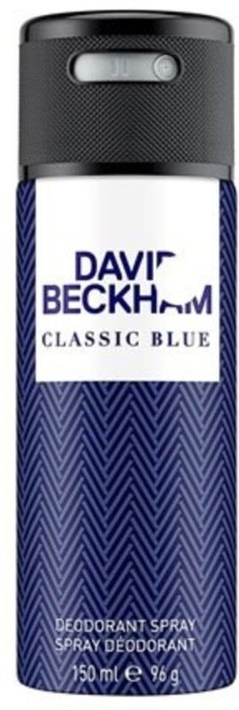 David Beckham CLASSIC BLUE 150ML Deodorant Spray - For Men(150 ml)