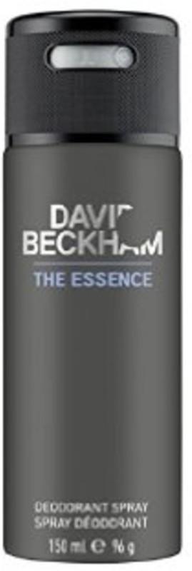 David Beckham THE ESSENCE 150ML Deodorant Spray - For Men(150 ml)