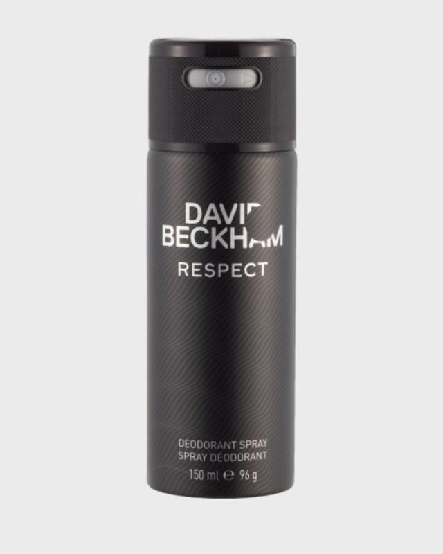 David Beckham RESPECT 150ML Deodorant Spray - For Men(150 ml)