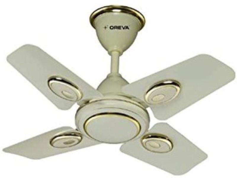 oreva palash 4 Blade Ceiling Fan(ivory)