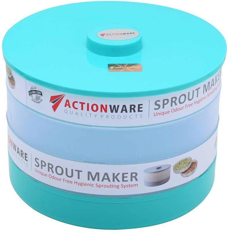 Action Ware Sprout Maker 250 W Food Processor(Green)