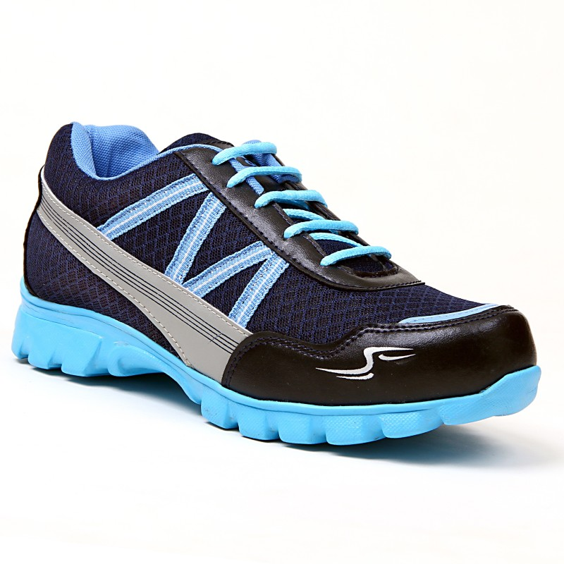 Liberty Mens Running Shoes Running Shoes For Men(Navy, Blue)