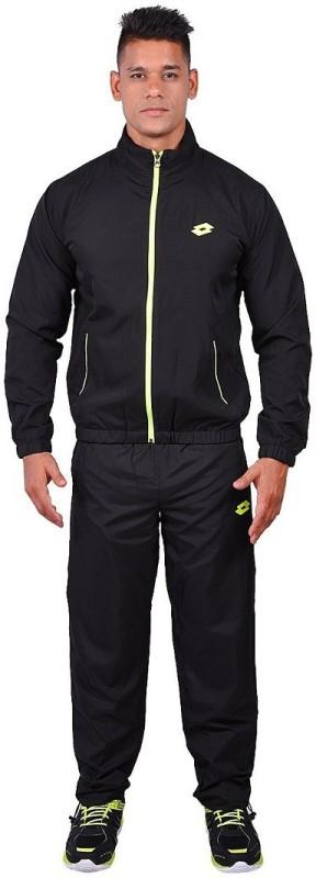 Lotto Self Design Men Track Suit