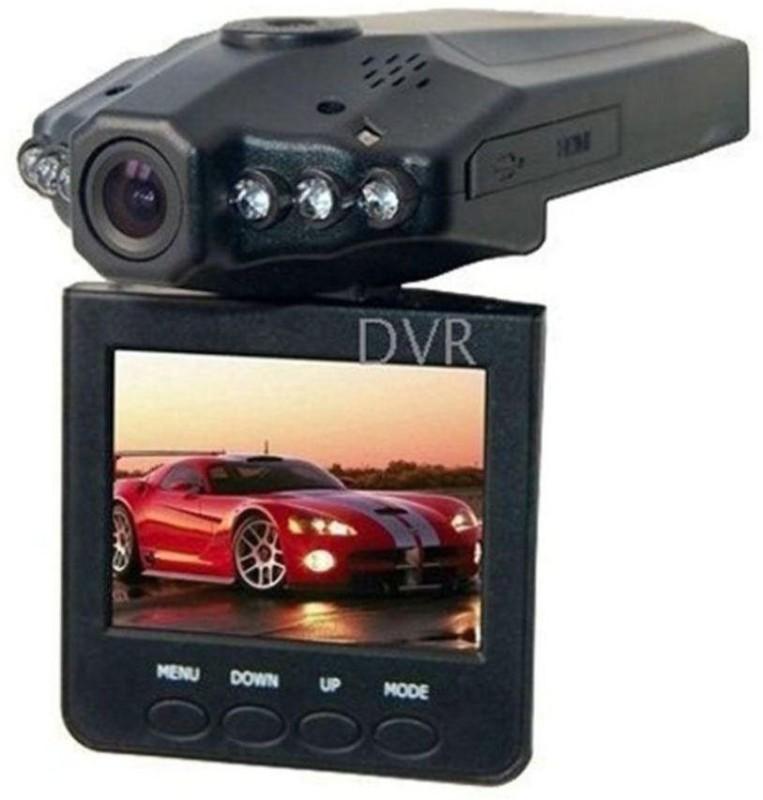 Technuv 2.5 TFT LCD Screen Portable Car DVR 2.5 TFT LCD Vehicle Camera System
