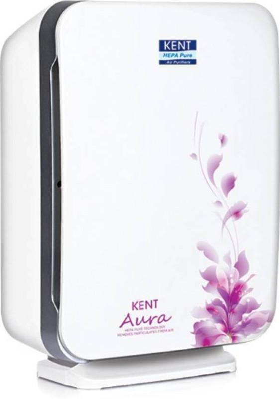 Kent Aura Portable Room Air Purifier - pink Portable Room Air Purifier(White)