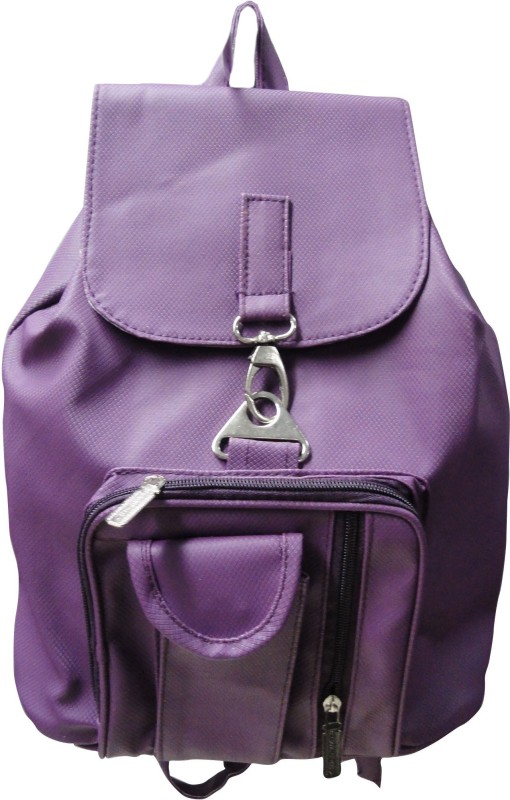 Cottage Accessories Women03 5 L Backpack(Purple)