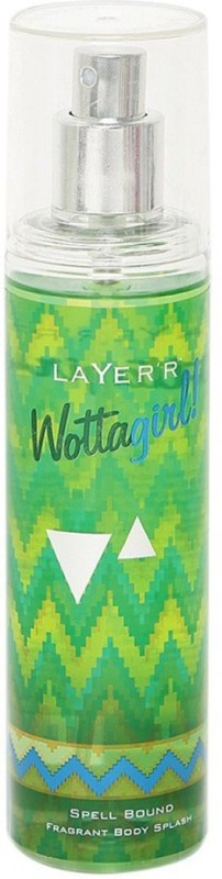 Layerr Spell Bound Body Spray - For Women(135 ml)