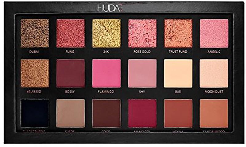 huda RoseGOld 18 g(multicolor)