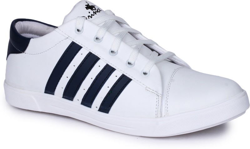 Do Bhai Sneakers For Men(White)