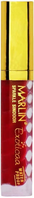 Marlin Exoticaa Sparkle Sindoor Waterproof Sindoor(Red)