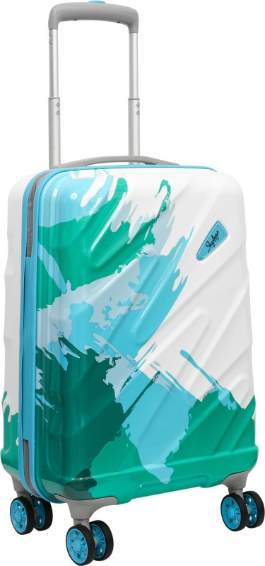 Skybags Mirage Cabin Luggage - 22 inch(Blue)