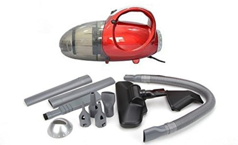 Skyline JK-8 Dry Vacuum Cleaner(Red)
