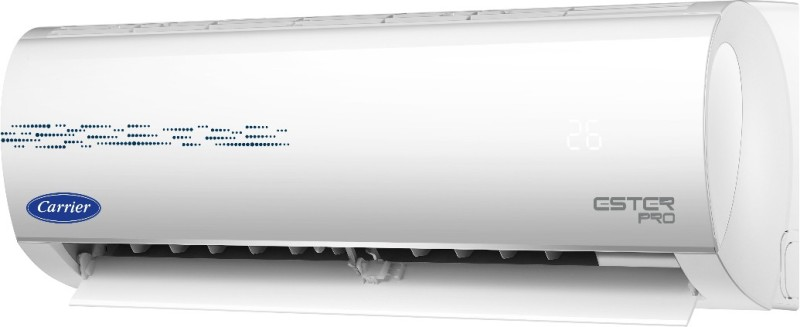 Carrier 1.5 Ton 5 Star BEE Rating 2017 Split AC - White(18K ESTER PRO-H, Copper Condenser)