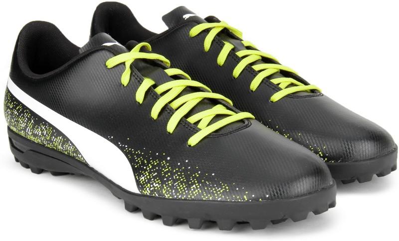 Puma Truora TT Football Shoes For Men(Black)