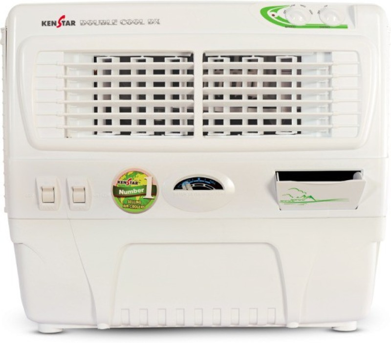 Kenstar Doublecool dx 50L Room Air Cooler(White, 50 Litres)