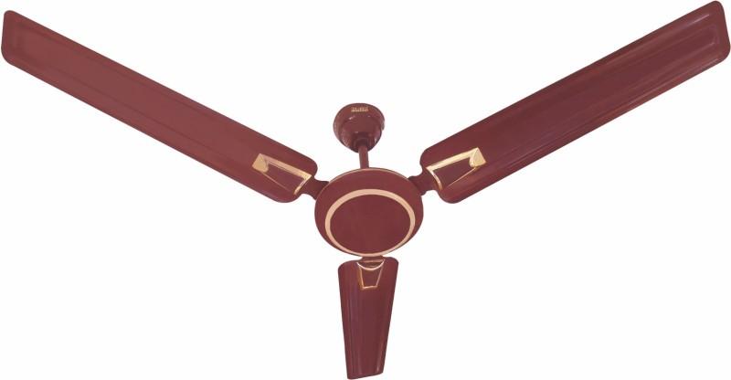 Plaza Blizz Kool Plus 1200 mm 3 Blade Ceiling Fan(Brown)