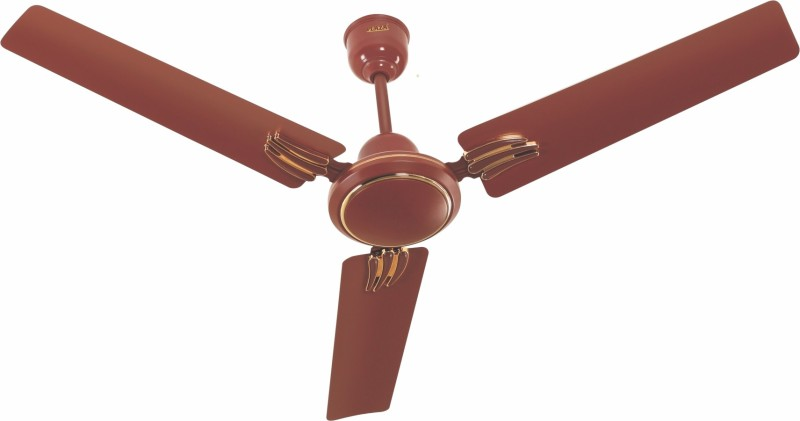 Plaza Jet Kool Plus 1200 mm 3 Blade Ceiling Fan(Brown)