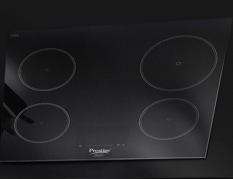 Prestige STUNNER Induction Cooktop(Black, Touch Panel)