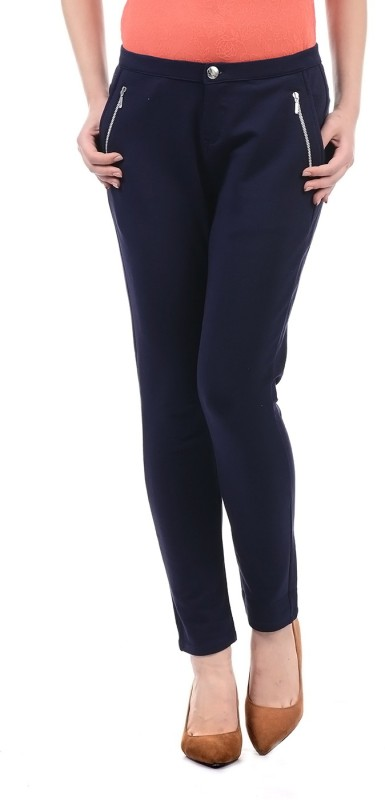 Monte Carlo Dark Blue Jegging(Solid)