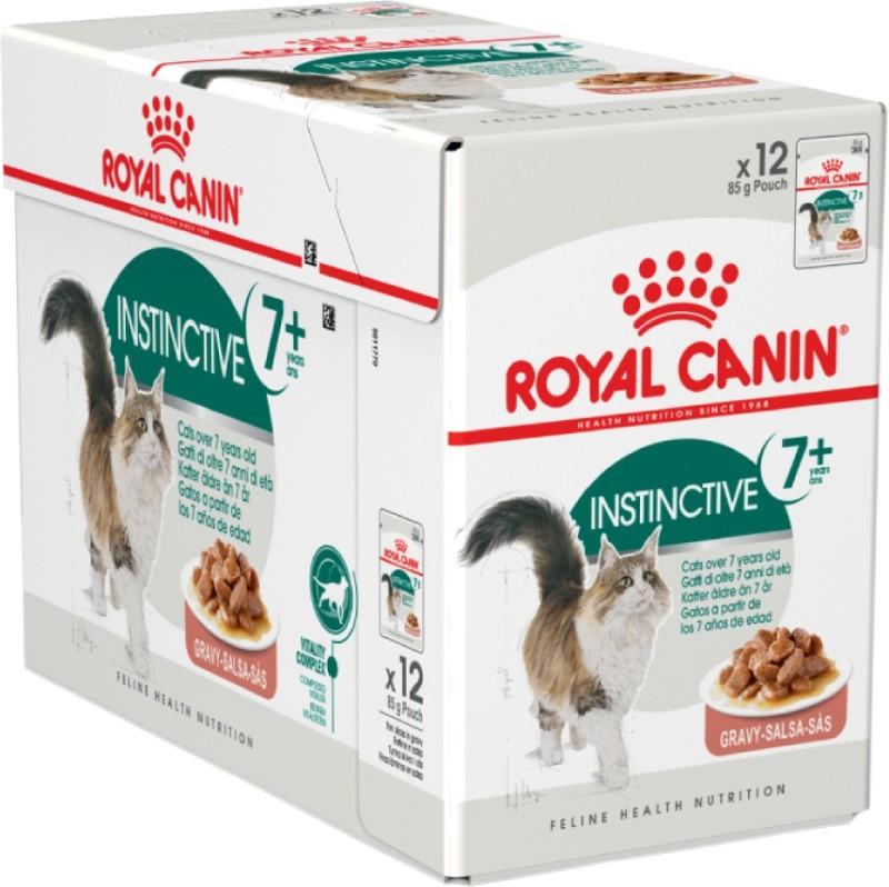 Royal Canin Instinctive 1.02 kg Wet Cat Food(Pack of 12)
