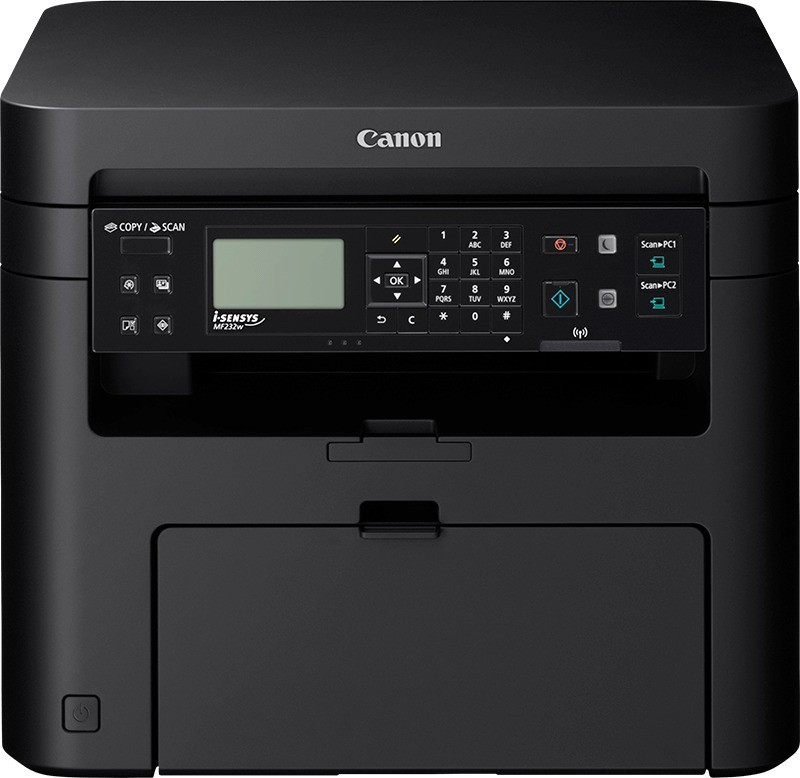 Canon imageCLASS MF232w Multi-function Printer(Black)