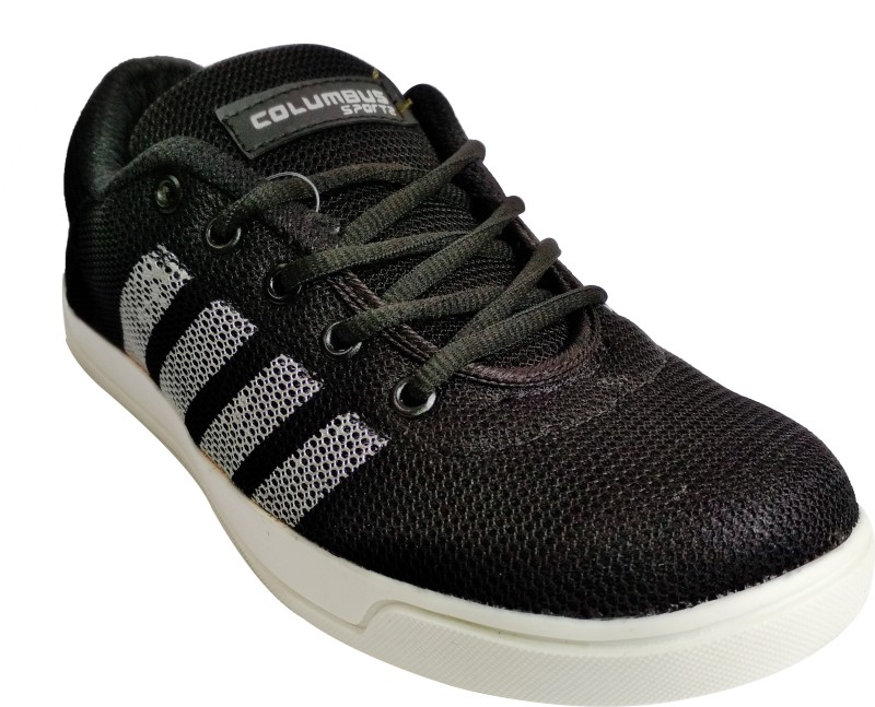 Columbus Running Shoes For Men(Black)