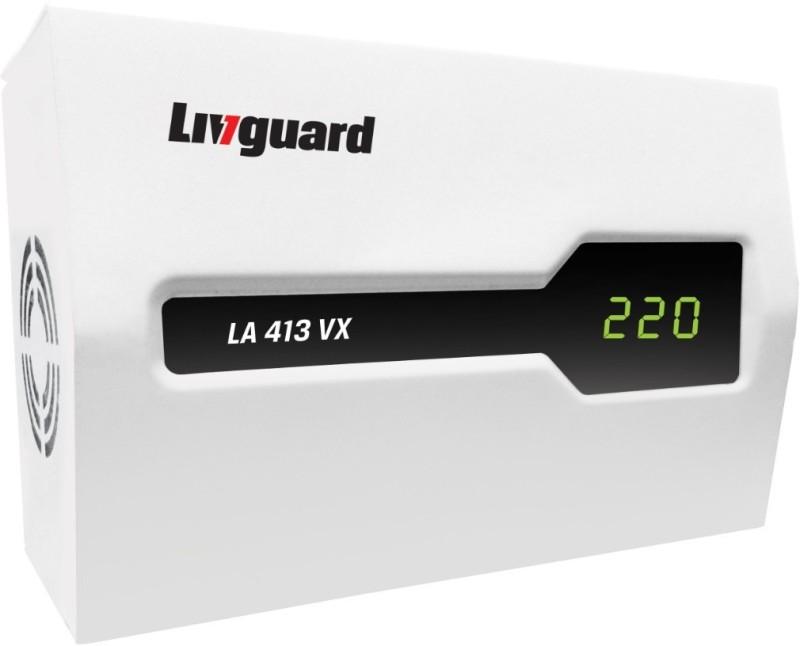 Livguard LA 413 VX Voltage Stabilizer(White)