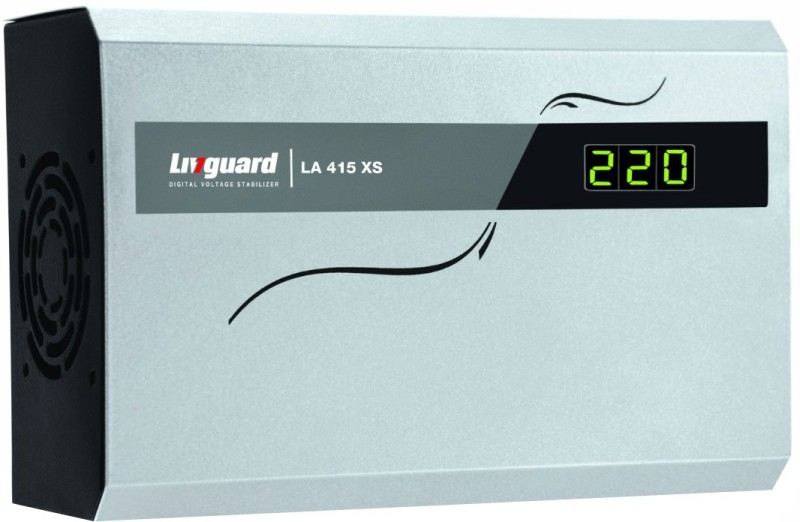 Livguard LA 415 XS Voltage Stabilizer(Mettalic Grey)