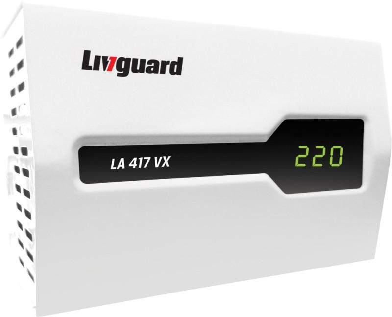 Livguard LA 417 VX Voltage Stabilizer(White)