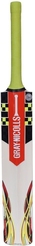 Gray Nicolls POWERBOW SMASHER PP (Size-4) Kashmir Willow Cricket Bat(4, 0.850-1.000 kg)