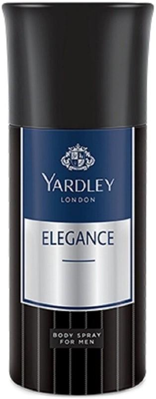 yardley Elegance Body Spray - For Men(150 ml)