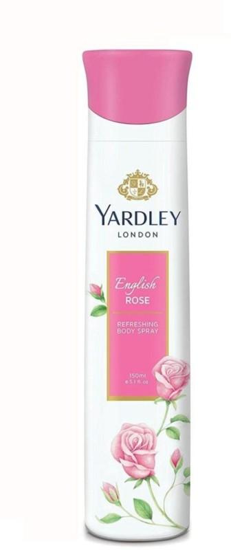 Yardley English Rose Body Spray - For Men(150 ml)