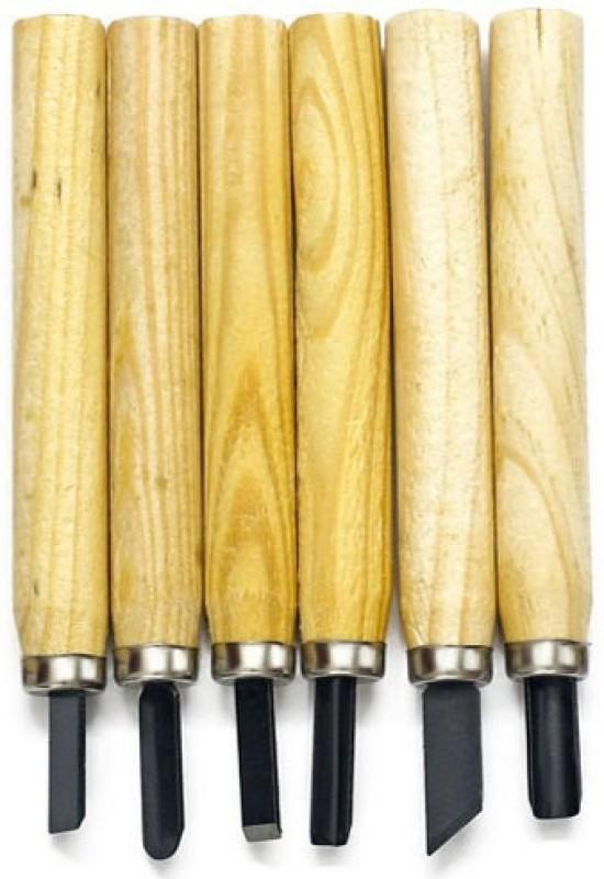 Isomars Wood Cutter Set of 6 Engraving Set